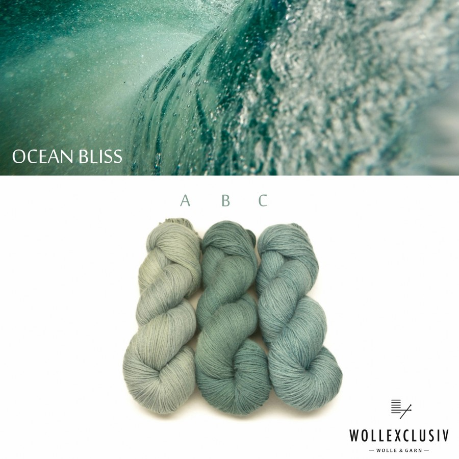 CASHMINO ∣ COLORWAY OCEAN BLISS