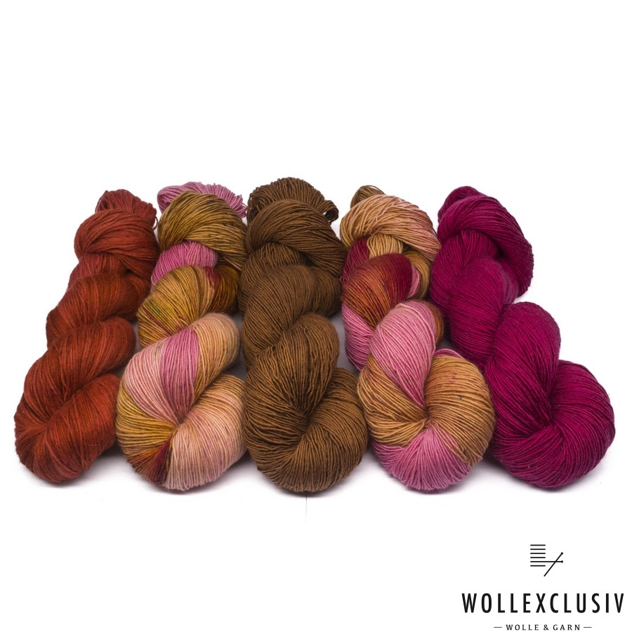 YARN MIX ∣ ROSES & NUTS