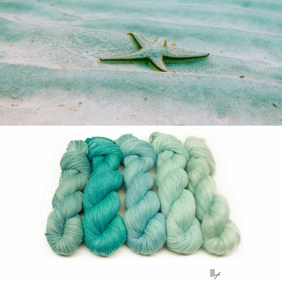 YARN MIX ∣ STAR FISH