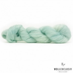 SILK MOHAIR LACE ∣ DREAMY MINT