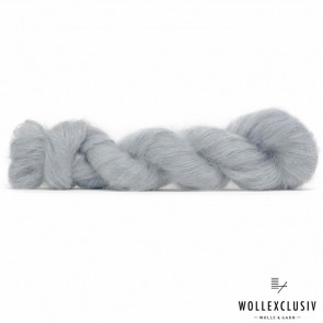 SILK MOHAIR LACE ∣ LIGHT BLUE
