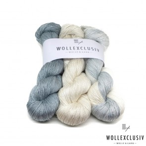 WOLLEXCLUSIV KIT ∣ SILVER WINTER