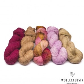 YARN MIX ∣ ROMANTIC AUTUMN soft