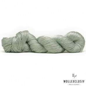 MULBERRY SILK LACE ∣ MINT SOFT