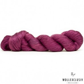 MULBERRY SILK LACE ∣ HOT FUCHSIA