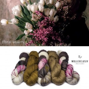 YARN MIX ∣ FLORAL BEAUTY