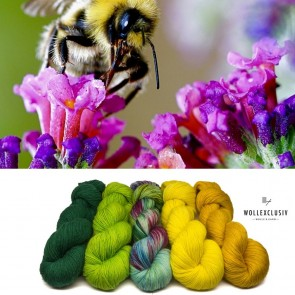 YARN MIX ∣ BEE
