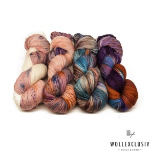 WOLLEXCLUSIV FADE  KIT ∣ EXOTIC LEAVES