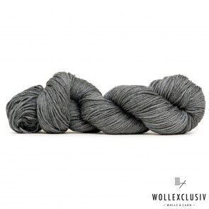 MERINO SILK 6ply ∣ GREY