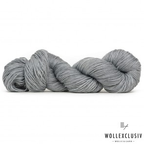 MERINO SILK 6ply ∣ SILVER GREY