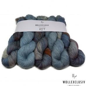 WOLLEXCLUSIV KIT ∣ BLUE SKYSCRAPERS