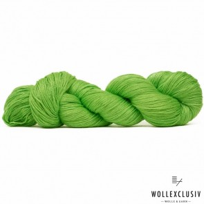 CAMEL SILK ∣  NEON GREEN
