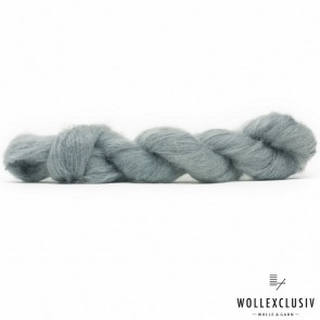SILK MOHAIR LACE ∣ BLUE