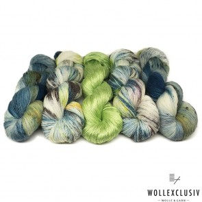 YARN MIX ∣ GREENERY