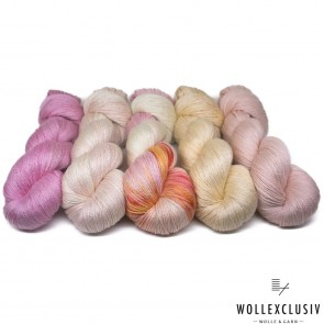 WOLLEXCLUSIV COLOR KIT ∣ PLUMERIA