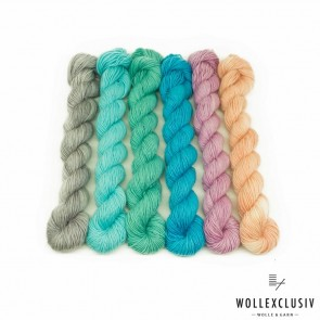 MERINO ONE MINIS ∣ RAINBOW SHELLS