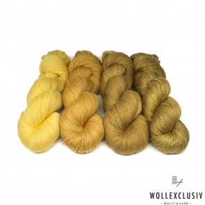 YARN MIX ∣ GOLD ROSES