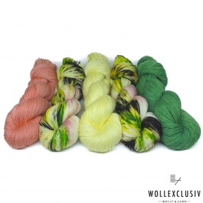 YARN MIX ∣ HAPPY BUTTERFLY