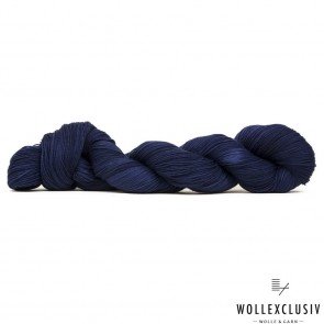 COTTON LACE ∣ NIGHT BLUE