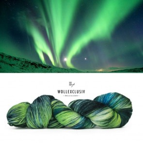 SPORTY SOCKS  ∣ POLAR LIGHTS