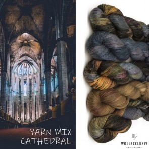 YARN MIX ∣ CATHEDRAL