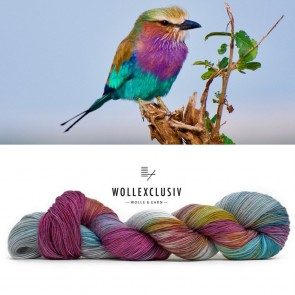 MULBERRY SILK ∣ LILAC ROLLER