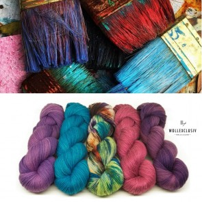 YARN MIX ∣ FUNKY PUNKY