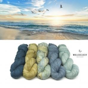 WOLLEXCLUSIV COLOR KIT ∣ SANDY BEACH