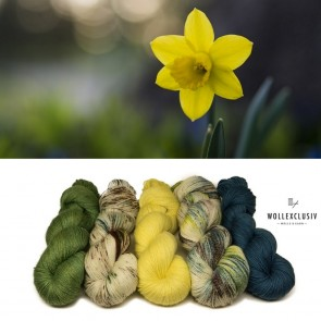 YARN MIX ∣ DAFFODIL