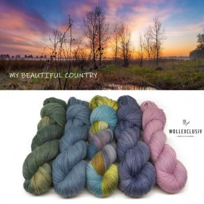 YARN MIX ∣ MY BEAUTIFUL COUNTRY