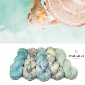 YARN MIX ∣ LUXURY TIME