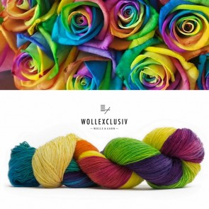 MERINO ONE ∣  RAINBOW ROSES