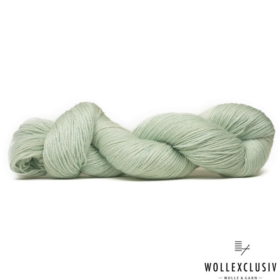 CAMEL SILK ∣ WHITE MINT