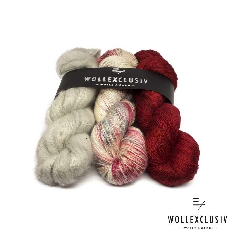 WOLLEXCLUSIV KIT ∣ RED CHRISTMAS