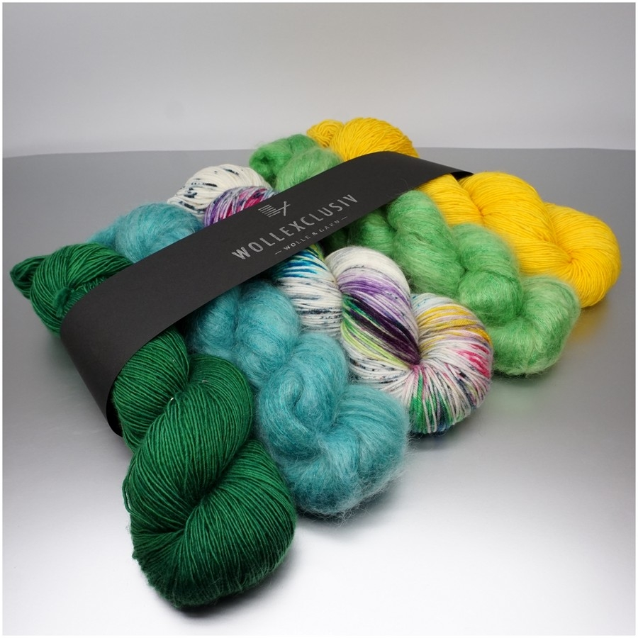 YARN MIX I JUMPIN´