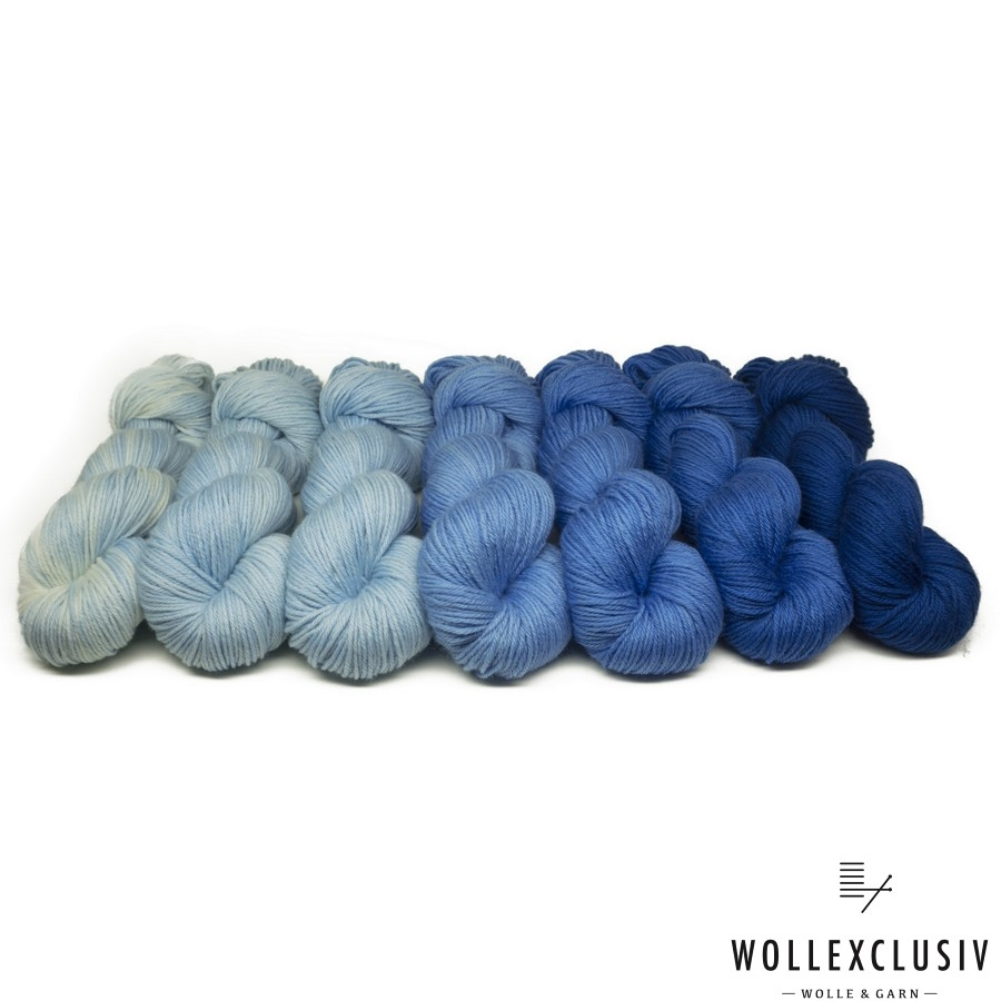WOLLEXCLUSIV COLOR KIT ∣ CLOUDY SKY