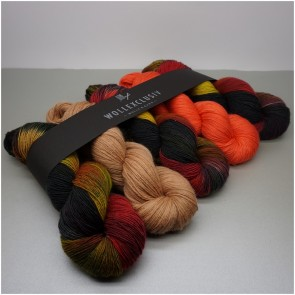 YARN MIX ∣ FLAMENCO PASSION