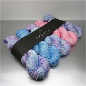 WOLLEXCLUSIV COLOR KIT ∣  COLORWAY  TRANQUIL SUNRISE