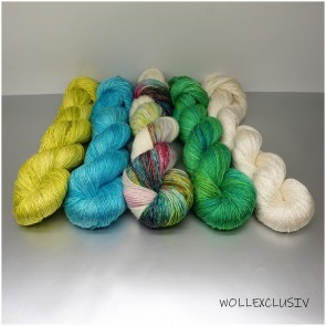 YARN MIX ∣ FROGGY LAND