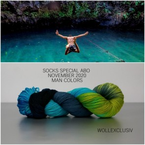 SOCKEN-WOLL ABO ∣ SOCKS SPECIAL FOR MAN