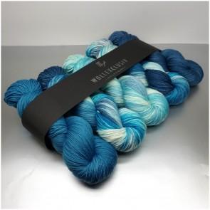WOLLEXCLUSIV COLOR KIT ∣ MERINO X SOCKS 6play ∣ BLUES
