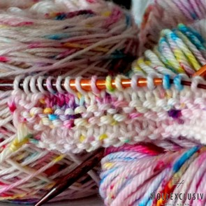 MERINO DK ∣ HAPPY SPECKLES