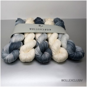 WOLLEXCLUSIV KIT ∣ BACOTTA ∣ BLACK AND WHITE