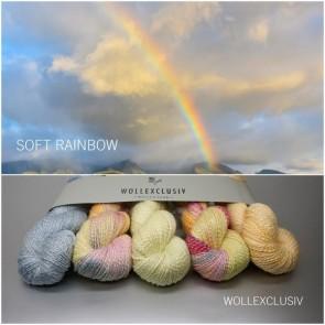 WOLLEXCLUSIV COLOR KIT ∣TWISTY SPORT │SOFT RAINBOW