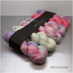 WOLLEXCLUSIV COLOR KIT ∣TWISTY SPORT │PINK FIREFLY
