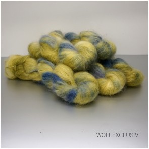 SILK MOHAIR LACE ∣ GREEK OLIVES