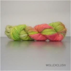 SILK MOHAIR LACE ∣ FRUITS