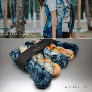 WOLLEXCLUSIV KIT │ MERINO ONE│ LEWIS´LADY