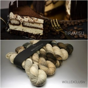 WOLLEXCLUSIV KIT │ MERINO ONE│TIRAMISU