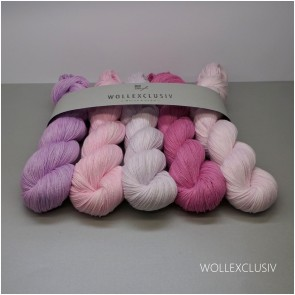 WOLLEXCLUSIV KIT COTTON LACE ∣ SWEETS